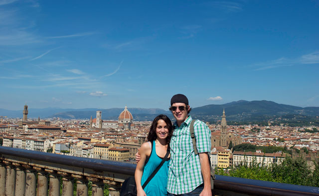 Traveling in Florence